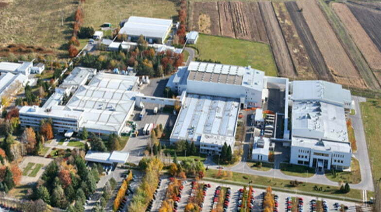 EURO GREEN, Projekat Centar za pakovanje za Hemofarm a.d.