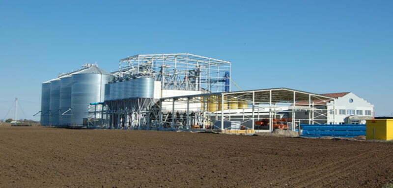 EURO GREEN, Projekat Fabrika stočne hrane za MINAQUA BB NOVI SAD